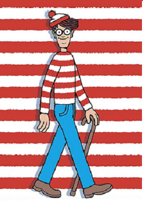 Wheres Wally : All the posters you could desire available online
